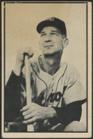 1953 Bowman Black and White #4 Pat Mullin at PristineAuction.com