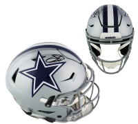 Emmitt Smith Signed Dallas Cowboys Full-Size Authentic On-Field SpeedFlex Helmet (Prova COA) at PristineAuction.com