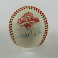 Derek Jeter Signed 1996 Offical World Series Baseball (Steiner COA) at PristineAuction.com