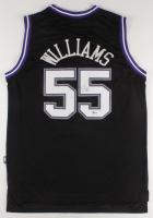 Jason Williams Signed Sacramento Kings Jersey (Beckett COA) at PristineAuction.com