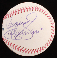 """Manny Pacquiao Signed OML Baseball Inscribed """"Pacman"""" (Beckett COA) at PristineAuction.com"""