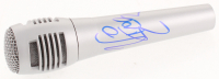 Vanilla Ice Signed Microphone (JSA COA) at PristineAuction.com