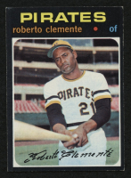 1971 Topps #630 Roberto Clemente at PristineAuction.com