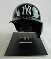 1978 New York Yankees Full-Size Batting Helmet Team-Signed by (21) with Dave Raisich, Ron Guidry, Reggie Jackson, Goose Gossage, Ron Davis (JSA Hologram) at PristineAuction.com