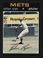 1971 Topps #513 Nolan Ryan at PristineAuction.com