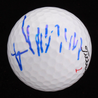 Donald Trump Signed Golf Ball (JSA LOA) at PristineAuction.com