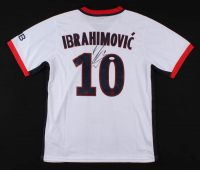 Zlatan Ibrahimovic Signed Paris Saint-Germain Jersey (JSA Hologram) at PristineAuction.com