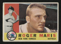 1960 Topps #377 Roger Maris at PristineAuction.com