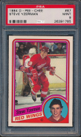 1984-85 O-Pee-Chee #67 Steve Yzerman RC (PSA 9) at PristineAuction.com