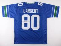 """Steve Largent Signed Jersey Inscribed """"HOF '95"""" (JSA COA) at PristineAuction.com"""