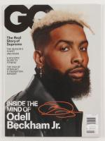 Odell Beckham Jr. Signed 2019 GQ Magazine (JSA COA) at PristineAuction.com
