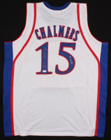 """Mario Chalmers Signed Jersey Inscribed """"08 Champs"""" (JSA COA) at PristineAuction.com"""