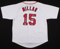 """Kevin Millar Signed Jersey Inscribed """"WS Champs 04"""" (JSA COA) at PristineAuction.com"""
