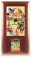 "Walt Disney's ""Dumbo"" 17x32 Custom Framed Vinyl Film Reel Display at PristineAuction.com"