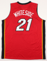 Hassan Whiteside Signed Jersey (Holloywood Collectibles COA) at PristineAuction.com