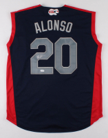 Pete Alonso Signed National New York Mets All-Star Jersey (JSA COA) at PristineAuction.com