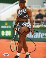 Serena Williams Signed 8x10 Photo (PSA COA) at PristineAuction.com