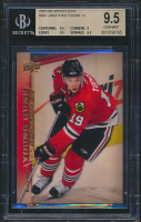 2007-08 Upper Deck #462 Jonathan Toews RC (BGS 9.5) at PristineAuction.com