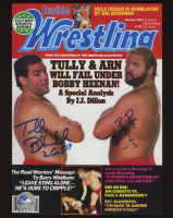 """Tully Blanchard & Arn Anderson Signed WWE 8x10 Photo Inscribed """"4"""" (Pro Player Hologram) at PristineAuction.com"""