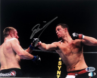 Nate Diaz Signed UFC 8x10 Photo (Beckett COA) at PristineAuction.com