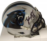 Luke Kuechly Signed Carolina Panthers Speed Mini Helmet (Beckett COA) at PristineAuction.com