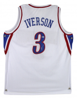 Allen Iverson Signed Jersey (Beckett COA) at PristineAuction.com