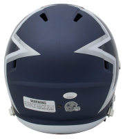 Amari Cooper Signed Cowboys Full-Size AMP Alternate Speed Helmet (JSA COA) at PristineAuction.com