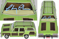 "Chevy Chase Signed ""National Lampoon's Vacation"" 1:18 Scale Family Truckster Die-Cast Car (Beckett COA & Chase Hologram) at PristineAuction.com"