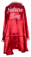 """Ric Flair Signed """"Nature Boy"""" Wrestling Robe Inscribed """"16x"""" (JSA COA) at PristineAuction.com"""