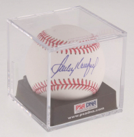 Sandy Koufax Signed OML Baseball with Display Case (PSA LOA - Graded 8.5) at PristineAuction.com