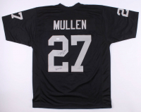 "Trayvon Mullen Signed Jersey Inscribed ""Just Win Baby"" (JSA Hologram) at PristineAuction.com"