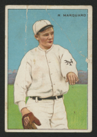 1912 T227 Series of Champions #4 Rube Marquard at PristineAuction.com
