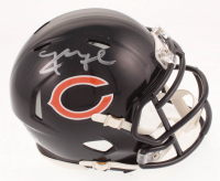 Khalil Mack Signed Chicago Bears Speed Mini Helmet (Beckett COA) at PristineAuction.com