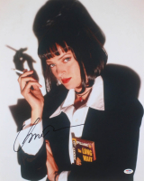 "Uma Thurman Signed ""Pulp Fiction"" 16x20 Photo (PSA Hologram) at PristineAuction.com"