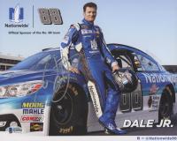 Dale Earnhardt Jr. Signed NASCAR 8x10 Photo (Beckett COA) at PristineAuction.com