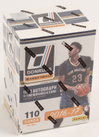 2016-17 Donruss Basketball Blaster Box at PristineAuction.com