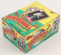 "1987 Topps ""The Real One"" Bubble Gum Baseball Cards Box with (36) Packs at PristineAuction.com"