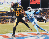 Antonio Brown Signed Pittsburgh Steelers 16x20 Photo (Beckett COA) at PristineAuction.com
