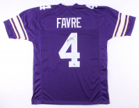 Brett Favre Signed Jersey (Favre COA) at PristineAuction.com