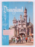 Original 1957 Disneyland Souvenir Guide Book at PristineAuction.com