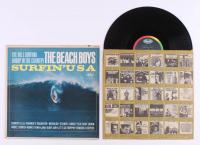 "The Beach Boys ""Surfin' USA"" Vinyl Record Album at PristineAuction.com"