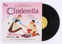"Vintage 1959 Walt Disney ""Cinderella"" Vinyl Record Album at PristineAuction.com"