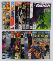 "Lot of (17) 1961-2007 ""Batman Annuals"" #2-#26 DC Comic Books at PristineAuction.com"