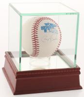 Cal Ripken Jr. Signed 1983 World Series Baseball with Display Case (MLB Hologram) at PristineAuction.com