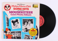 "Vintage 1975 Walt Disney's ""Mickey Mouse Club"" Vinyl Record at PristineAuction.com"
