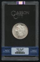 1884-CC $1 Morgan Silver Dollar (NGC MS 63) at PristineAuction.com