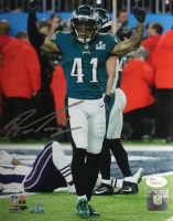 Ronald Darby Signed Eagles Super Bowl LII 8x10 Photo (JSA COA) at PristineAuction.com