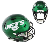 Sam Darnold Signed Jets Full-Size Authentic On-Field SpeedFlex Helmet (Radtke COA) at PristineAuction.com