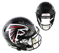 "Matt Ryan Signed Atlanta Falcons Full-Size Authentic On-Field SpeedFlex Helmet Inscribed ""Matty Ice"" (Fanatics Hologram) at PristineAuction.com"