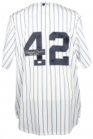 "Mariano Rivera Signed New York Yankees Jersey Inscribed ""HOF 2019"" (JSA COA) at PristineAuction.com"